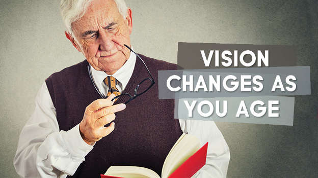 Vision Changes As You Age